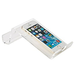 Mind Reader Acrylic Smartphone/Tablet Holder in Clear