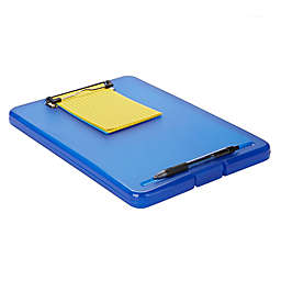 Mind Reader 6-Pack Clipboard with Storage