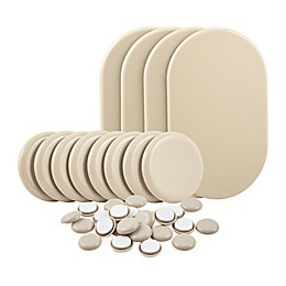 Waxman® 36-Piece Let's Get Moving Sliders Bundle Set in Oatmeal