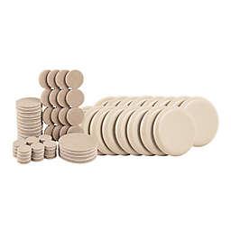 Waxman® 72-Piece Move & Protect Pads Bundle Set in Oatmeal