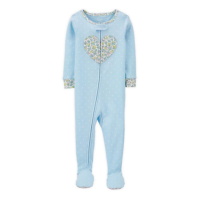 Alternate image 1 for carter's® Toddler Footed Pajama