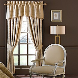 Waterford® Linens Anya Tailored Window Valance