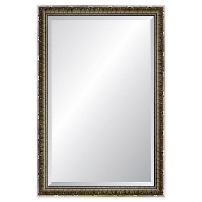 Alternate image 1 for Reveal Frame & Decor  Newbury Rectangular Wall Mirror