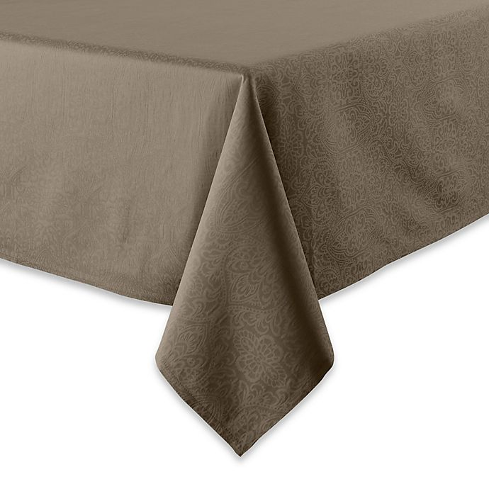 Alternate image 1 for Waterford® Linens Sarah Tablecloth