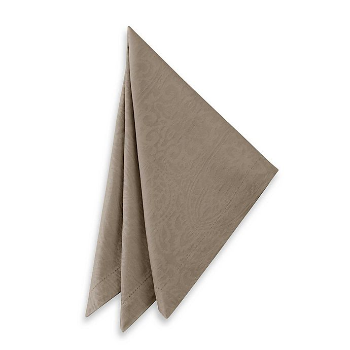Alternate image 1 for Waterford® Linens Sarah Napkins (Set of 2)