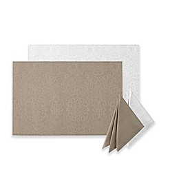 Waterford® Linens Sarah Placemat and 2-Pack of Napkins