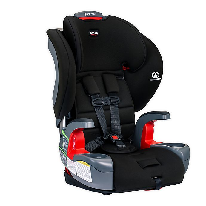 Alternate image 1 for Britax® Grow With You™ Harness-2-Booster Car Seat in Dusk
