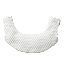 BABYBJÖRN® Teething Bib for Baby Carrier One in Natural White