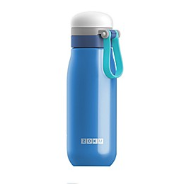 Zoku® 18 oz. Stainless Steel Water Bottle