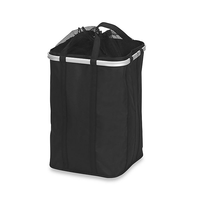 Alternate image 1 for Household Essentials® Collapsible Square Krush® Hamper