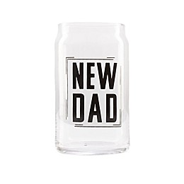 "Pearhead® ""New Dad"" Beer Glass"