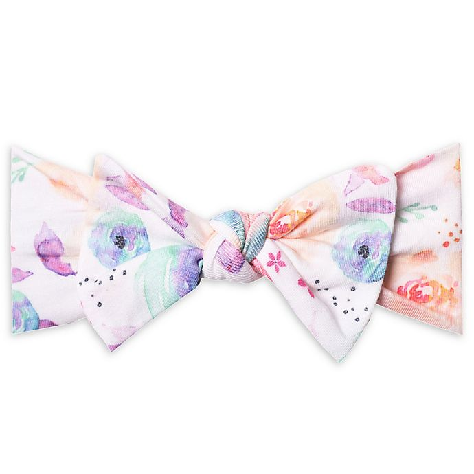 Alternate image 1 for Copper Pearl™ Bloom Bow Headband