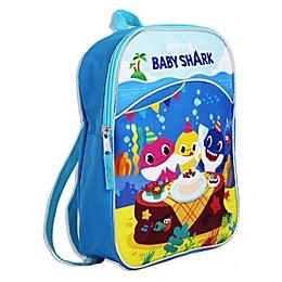 Baby Shark Mini-Backpack in Blue