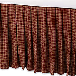 Donna Sharp Campfire Square Bed Skirt