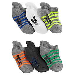 OshKosh B'gosh® 6-Pack Stripe Socks