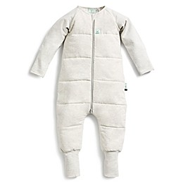 ergoPouch® Organic Cotton 2.5 TOG Sleep Onesie in Grey