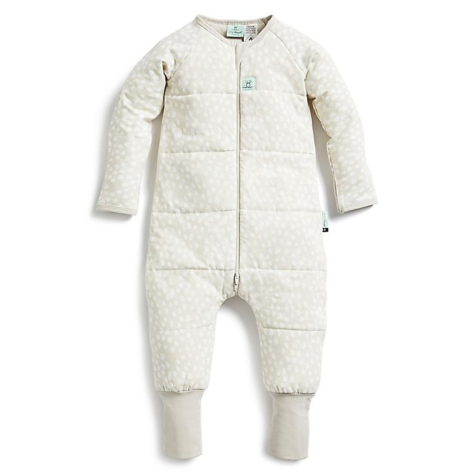 Alternate image 1 for ergoPouch® 2.5 TOG Fawn Sleep Coverall in Grey