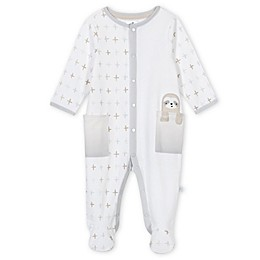 Just Born® Sloth Sleep 'n Play in Ivory