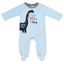 "Baby Starters® ""Little Wild Thing"" Coverall in Blue"