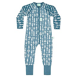ergoPouch® 2.5 TOG Midnight Arrow Organic Cotton Coverall in Blue