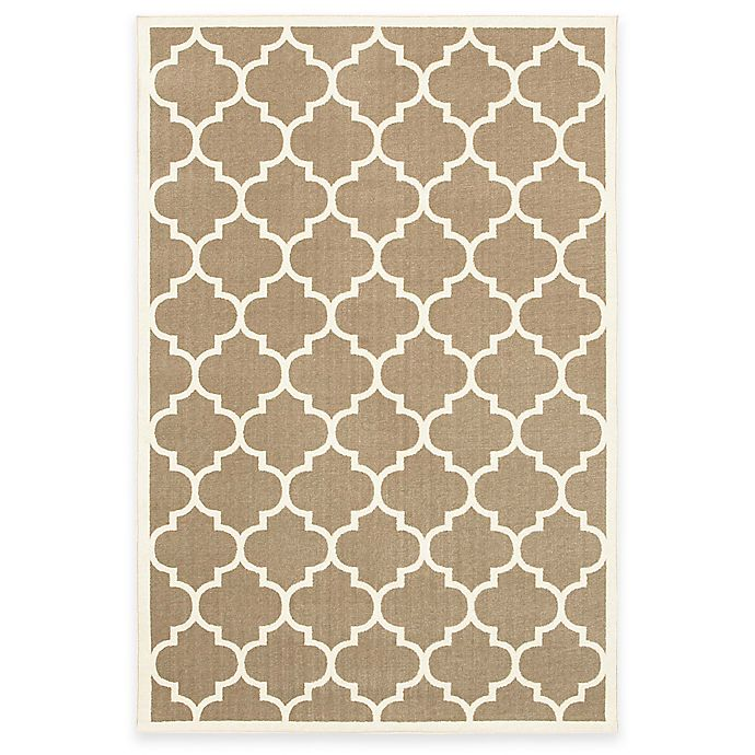 Alternate image 1 for Mohawk Home® Melina 3' x 5' Area Rug in Taupe