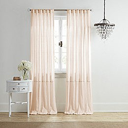 Wamsutta® Bourneville Rod Pocket/Back Tab Window Curtain Panel