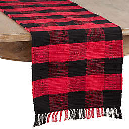 Saro Lifestyle Woolrich Table Linen Collection