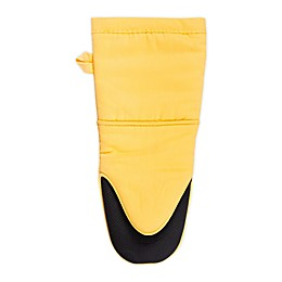 KitchenSmart® Colors 2 Neoprene Oven Mitt in Canary