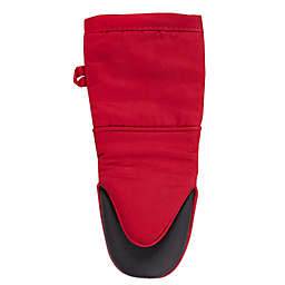 KitchenSmart® Colors Neoprene Oven Mitt in Red