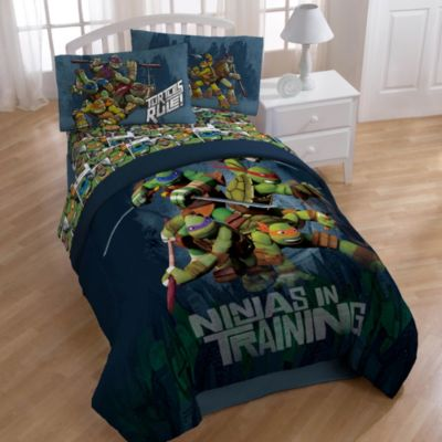 Teenage Mutant Ninja Turtles Dark Ninja Bedding And Accessories Bed Bath Amp Beyond