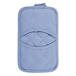 KitchenSmart® Colors Solid Pocket Pot Mitt
