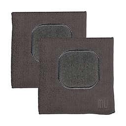 MU Kitchen™ 2-Pack MUcloths™ in Grey