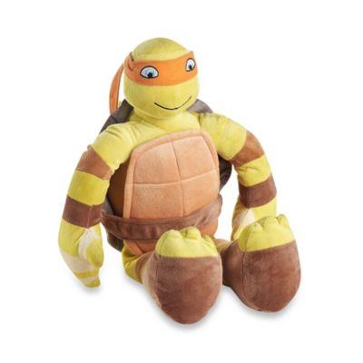 Teenage Mutant Ninja Turtles Michelangelo Pillow Buddy