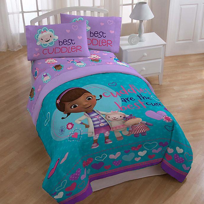 Disney® Doc McStuffins Bedding And Accessories