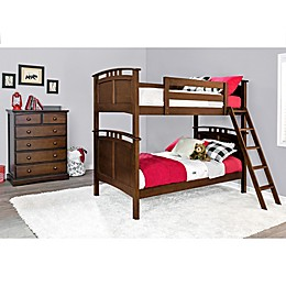 Epoch Astoria 2-Piece Twin over Twin Bunk Bed Set