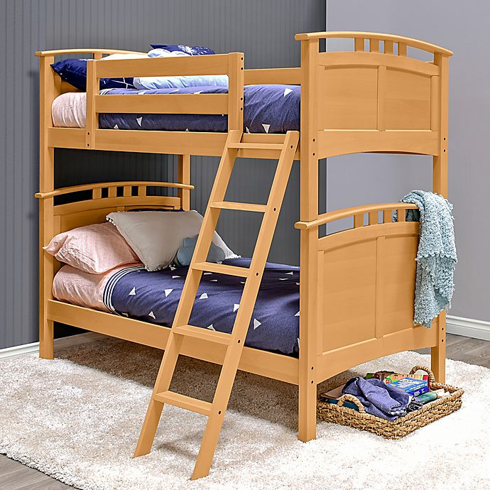 Alternate image 1 for Epoch Astoria Twin over Twin Bunk Bed