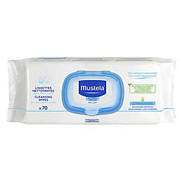 Mustela® 70-Count Cleansing Baby Wipes
