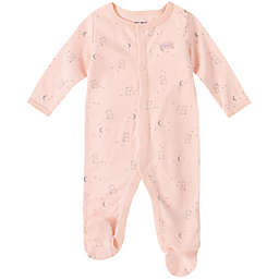 Absorba® Kittens Footed Coverall in Pink