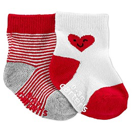 carter's® 2-Pack V-Day Socks