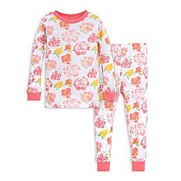 Burt's Bees Baby® Rosy Spring Organic Cotton Toddler Pajama Set