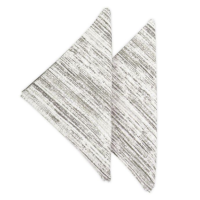 Alternate image 1 for Noritake® Colorwave Weave Napkins (Set of 2)