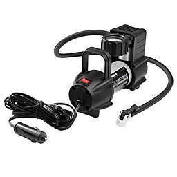 Wagan 12-Volt Direct Drive Air Compressor 88 in Black