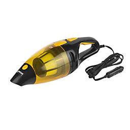 Wagan 12-Volt Cyclone Auto Vacuum in Yellow