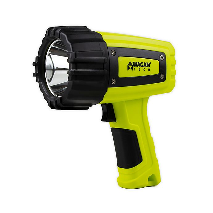 Alternate image 1 for Wagan R600 LED Rechargeable Spotlight in Yellow