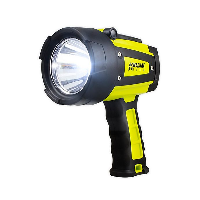 Alternate image 1 for Wagan Brite-Nite W600 LED Dry Cell Spotlight in Yellow