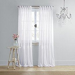 Wamsutta® Coventry Rod Pocket/Back Tab Window Curtain Panel