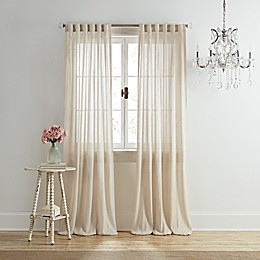Wamsutta® Vintage Coventry Rod Pocket/Back Tab Window Curtain Panel