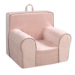 Weston Zamora Kid's Grab-n-Go Foam Chair with Princess Welt in Blush