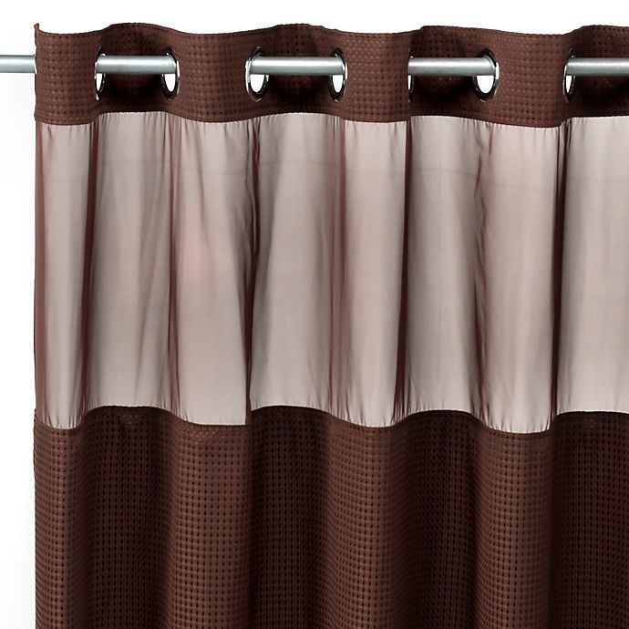 Alternate Image 1 For HooklessR Waffle 71 Inch X 86 Long Fabric