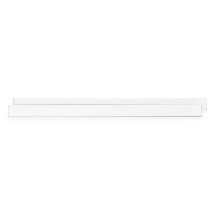 Alternate image 1 for Child Craft™ Bed Rails for Coventry & London Mini Cribs in Matte White